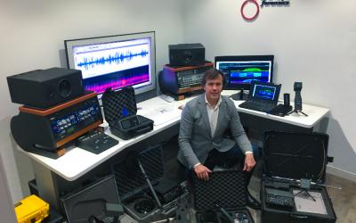 Detección de escuchas- Compliance Tecnológico