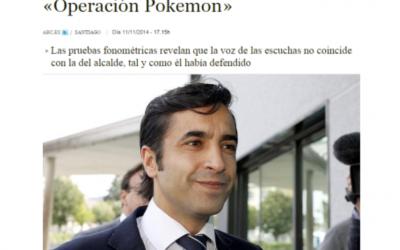 La juez De Lara desimputa a Rey Varela en la «Operación Pokemon»